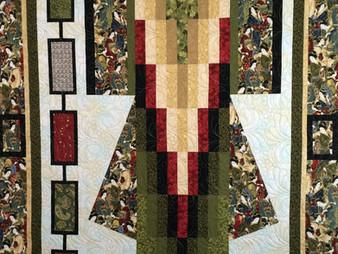 Sally Krebs Kimono Quilt