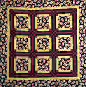 Sue Hot Dog Quilt