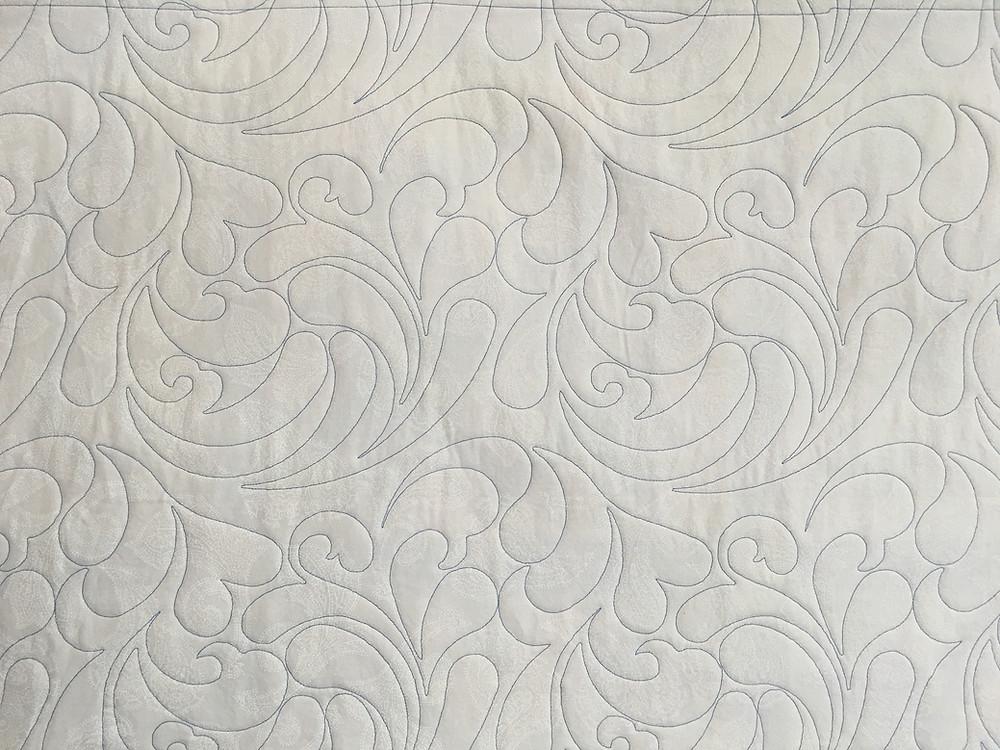 back of Community Sampler Quilt by Cindy Manning