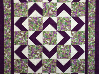 Cynthia Parra Walk About for Mom Quilt