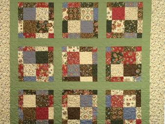 Julianna Boden Original Design Quilt
