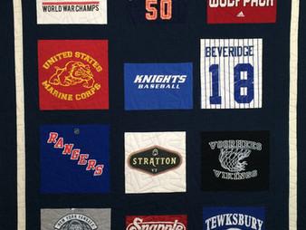 Karen Natale T Shirt Quilt
