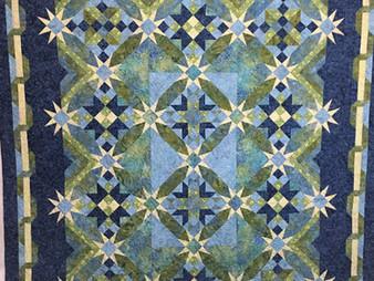 Pam OKane Evening Star Quilt
