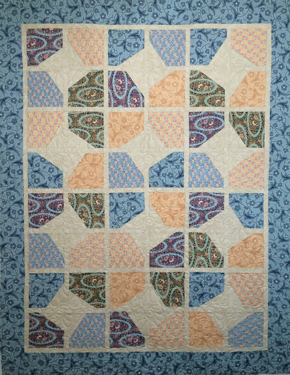 Beth Downtown Abbey Quilt