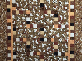 Leanne Strum  Butterfly Quilt