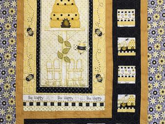 Wendy Bell Bee Happy Quilt