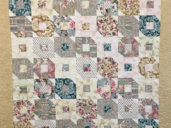 Nancy Kear-Johnson Flutterby Quilt