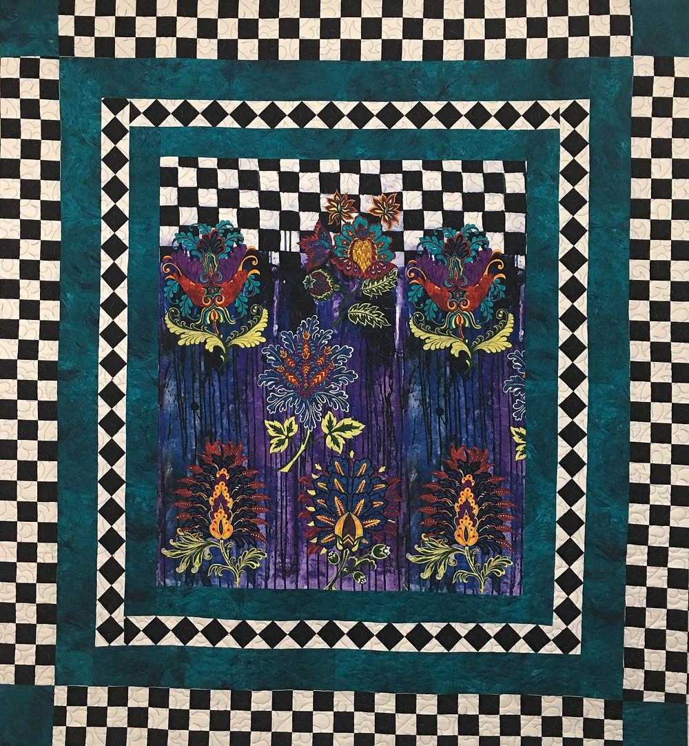 Wonderland Quilt by Beth Robertson