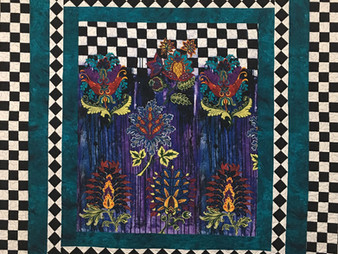 Beth Robertson Wonderland Quilt