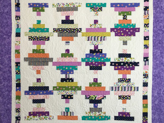 Bella Malis Courthouse Steps Quilt