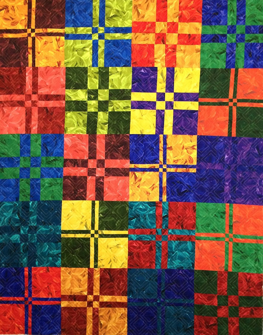 Beth Square in a Square Quilt