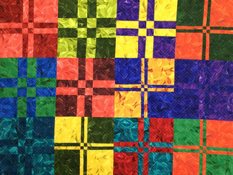 Beth Robertson Square in a Square Quilt
