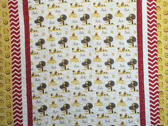 Wendy Bell Winnie the Pooh Quilt