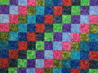 Wendy Bell Multi-Color Quilt