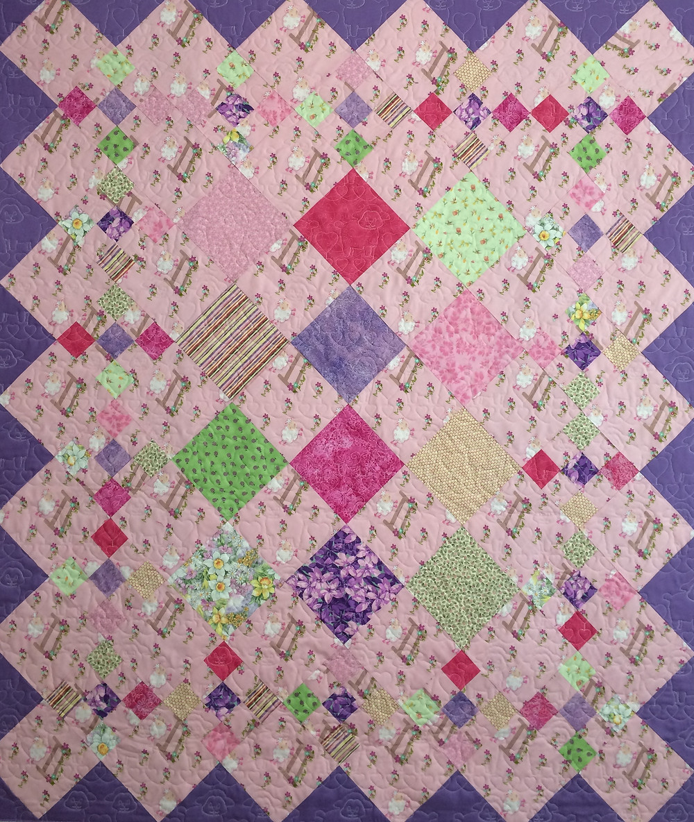 Peggy Baby Quilt