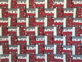 Jefferson Sutton Alabama Football Quilt