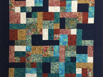 Michelle Bonnes Yellow Brick Road Quilt