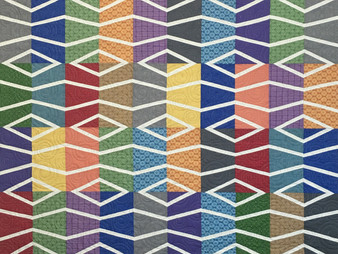 Kathy Ryan Diagonal Bliss Quilt