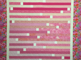 Lynne Capps Jelly Roll Race 2 Quilt