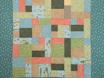 Nicole Choiniere Kroeker Yellow Brick Road in Peach Colors