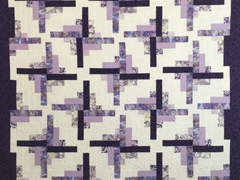 Cindy Lance Whirly Gig Quilt