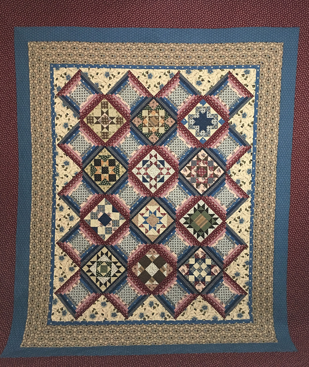 Janet Civil War Quilt