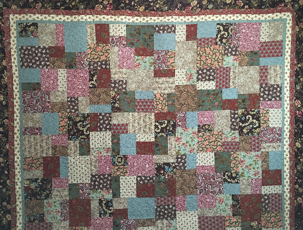 Janet Daughter's King Size Quilt