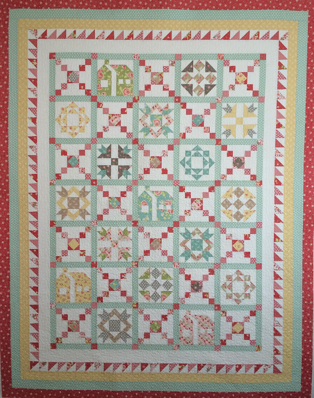 Kimberly Special Charity Benefit Quilt