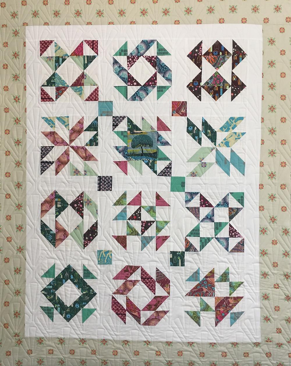 Sew Sampler by Sarah Price