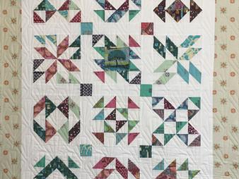 Sarah Price Sew Sampler Quilt