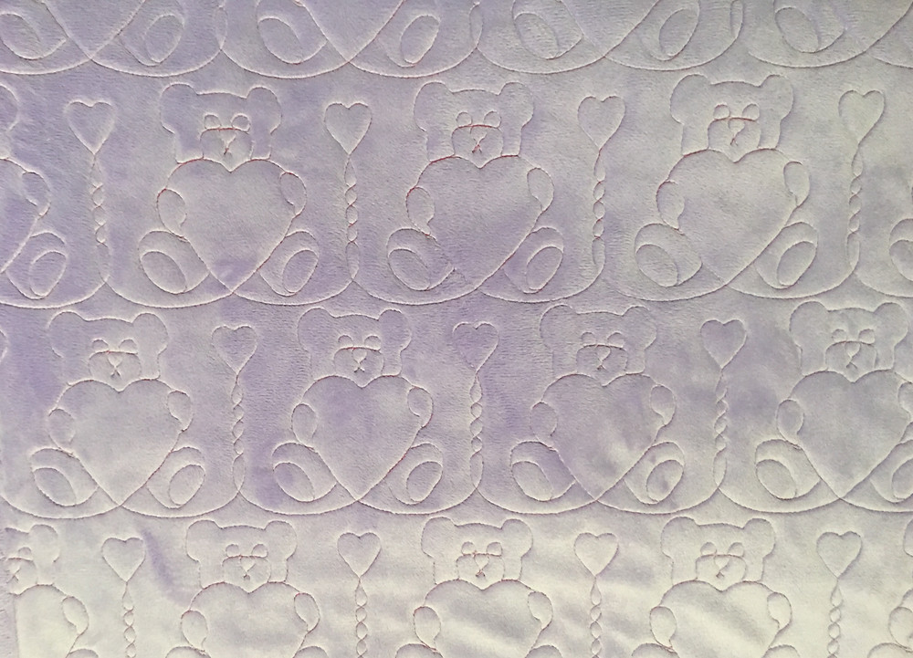 another closeup of Terri Manley Baby Quilt