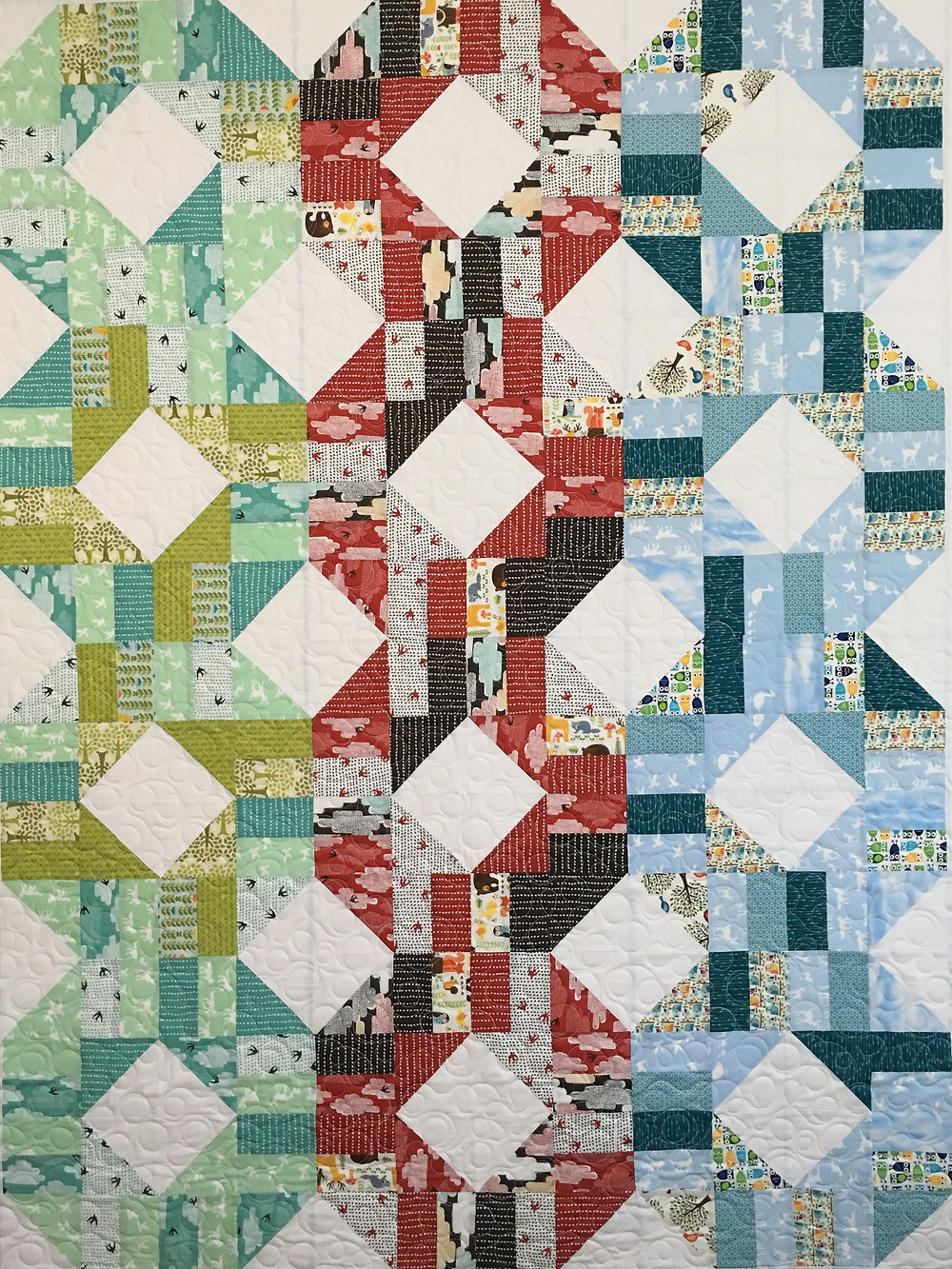 Elsa Murray Life Saver Quilt