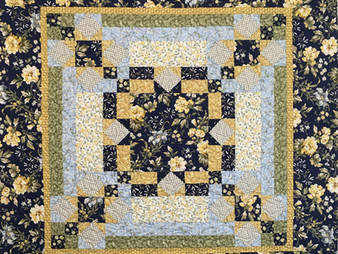 Cindy Lovelace's Friendship Rose Quilt