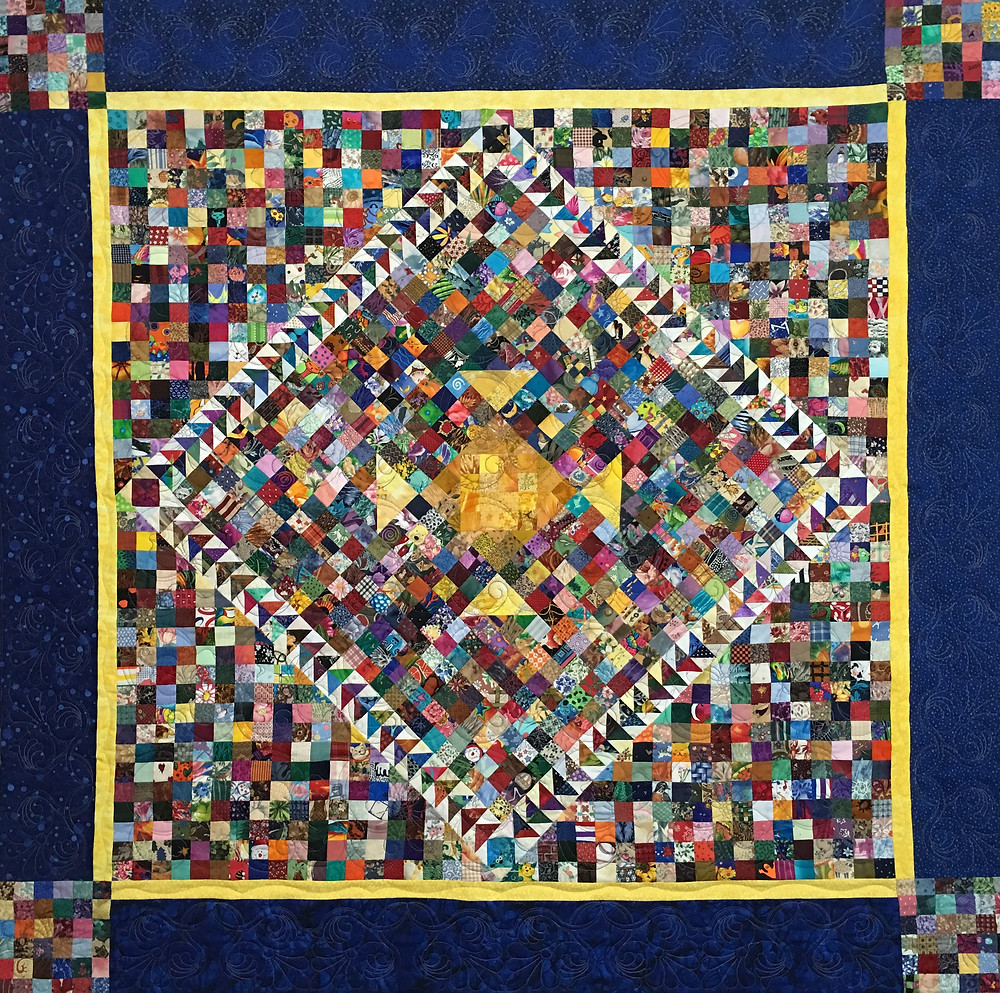 Lynne Capps Mellenium Quilt by Sew Dear