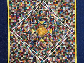 Lynne Capps Millennium Quilt by Sew Dear