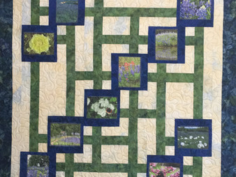 Cindy Lovelace Traffic Jam Quilt