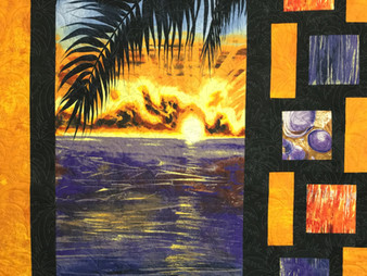 Beth Robertson Tropical Quilt