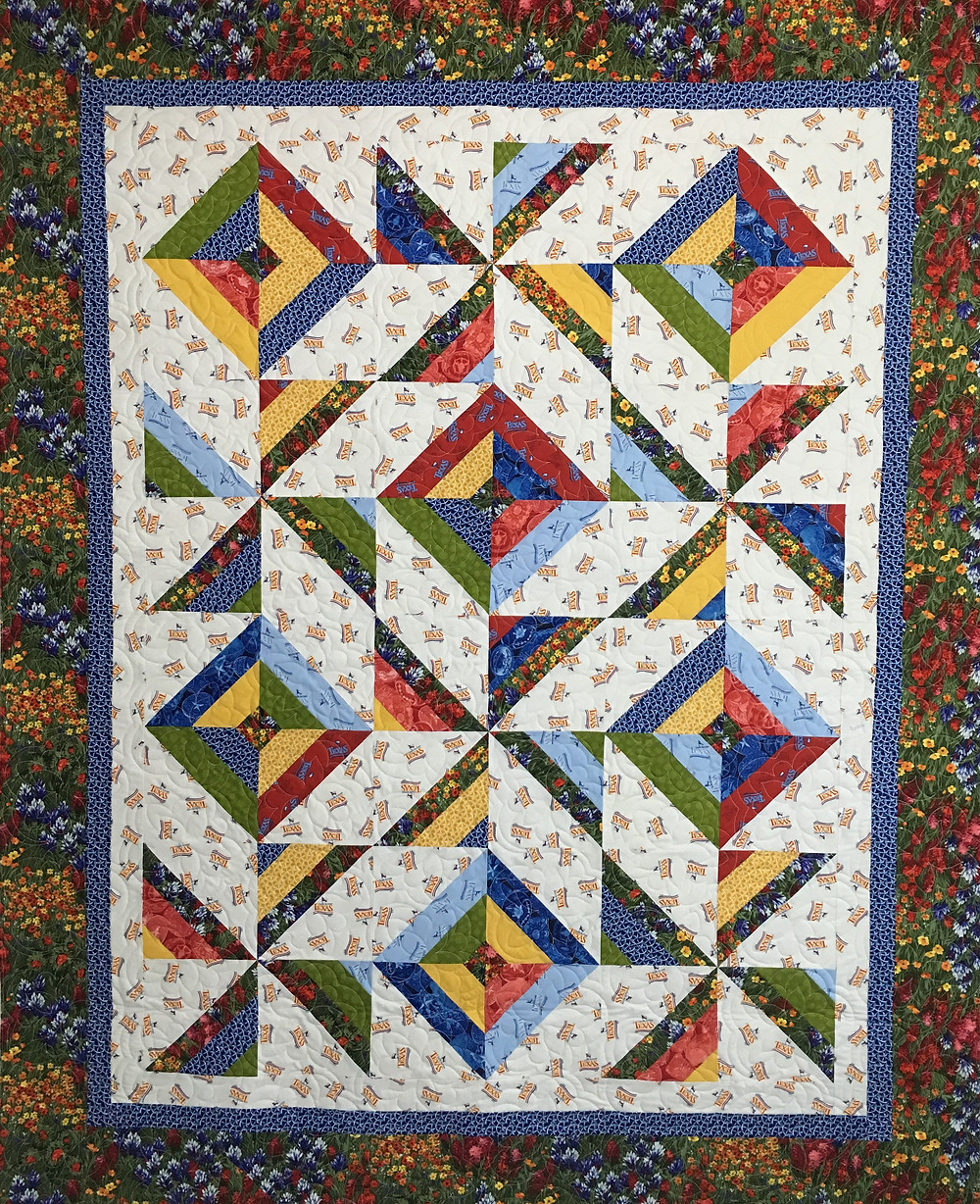 Texas Quilt by Sheila Stuckey