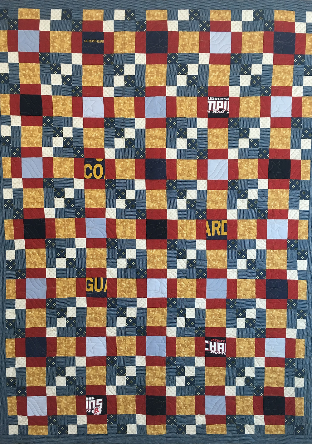 Mix it Up Quilt by Jocelyn Robinson