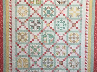 Sally Matoushek Crossroads Quilt