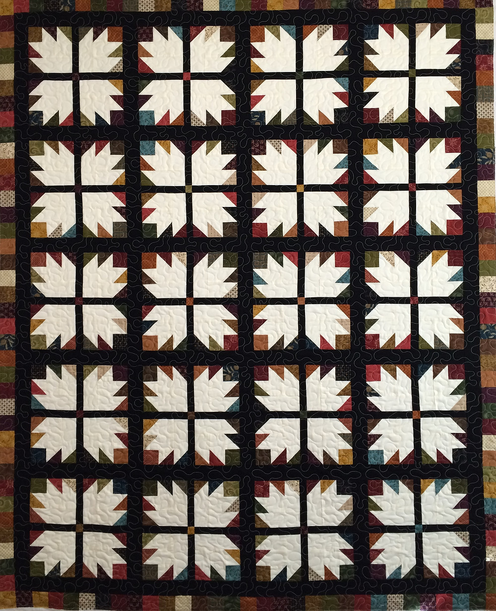 Julianna Bear Paws Quilt