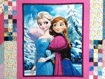 Kristi Jones Disney's Frozen Quilt
