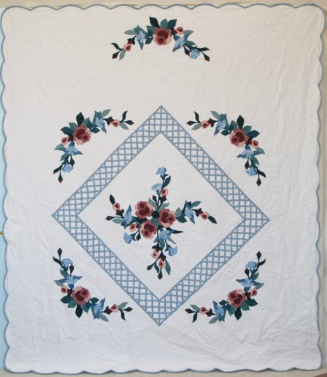 White Wonder Quilt