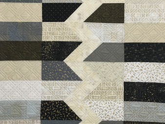 Andie Conners Mind the Gap Quilt