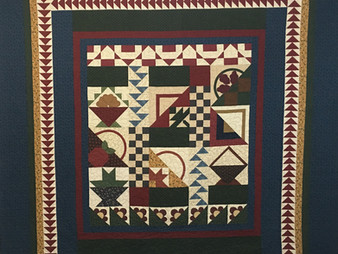 Sheila Stuckey Thimbleberries Block of the Month Quilt