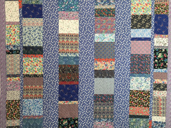 Marybeth Hunt Liberty of London Tana Lawn Scrappy Quilt