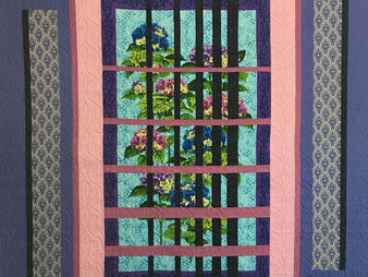 Wendy Bell Convergence Quilt