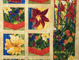 Beth Robertson Lily Quilt