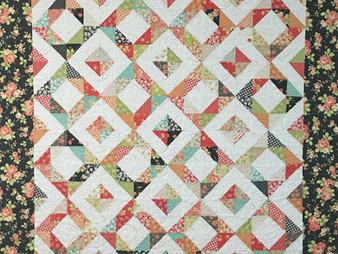 Cindy Lovelace Diamond Quilt