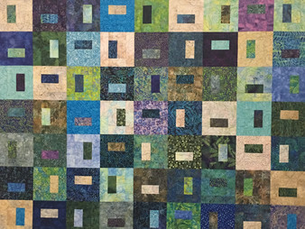 Lynne Capps Jelly Pops Quilt